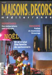 magazine maisons et d cors m diterran e ou trouver des globes terrestres. Black Bedroom Furniture Sets. Home Design Ideas